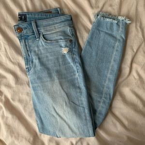 NWOT abercrombie and fitch jeans